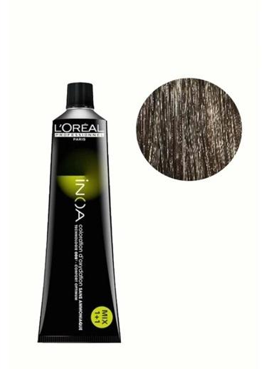 Inoa No:6 Saç Boyası 60 Gr,KAHV Kahve